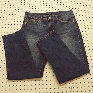 Banana Republic Girlfriend Jeans Petite, Size 10P